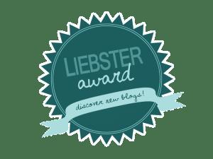Mon Liebster Award