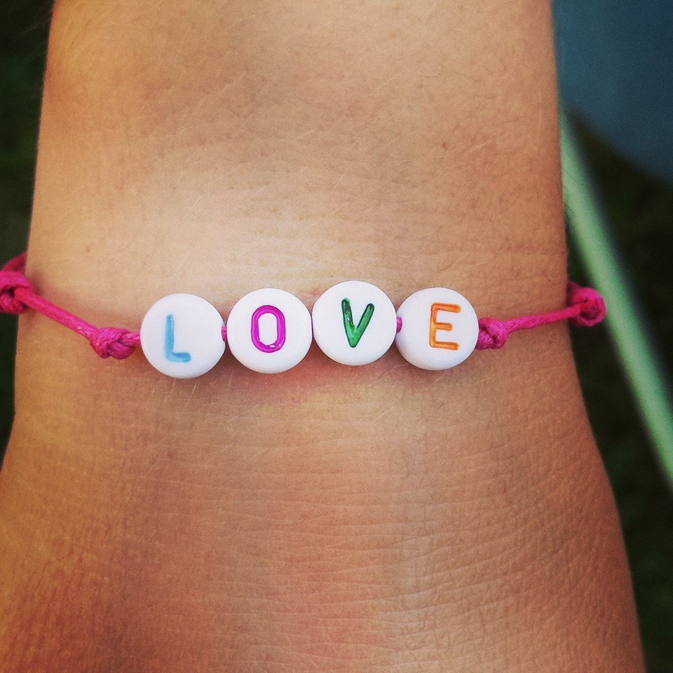 bracelettre love julie