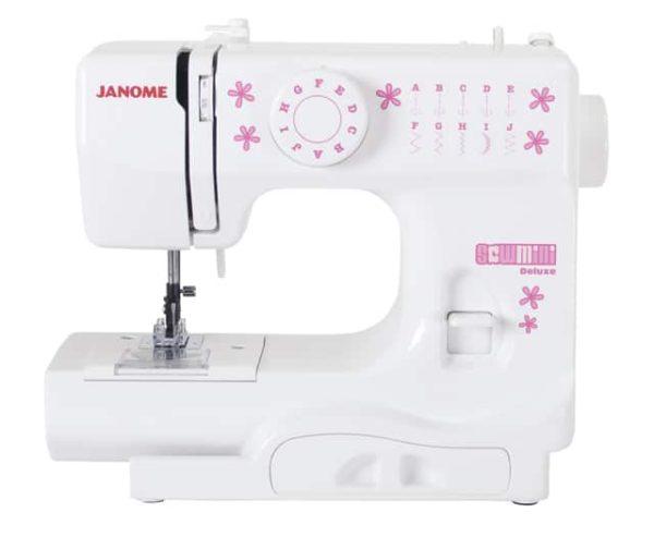 machine a coudre janome sew mini deluxe zumeline