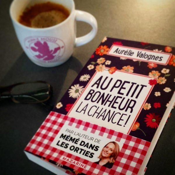 Critique de Zumeline sur Au petit bonheur la chance, Aurélie Valognes