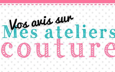 Les ateliers couture Zumeline : votre avis compte !