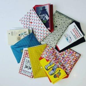 pochettes à livres zumeline
