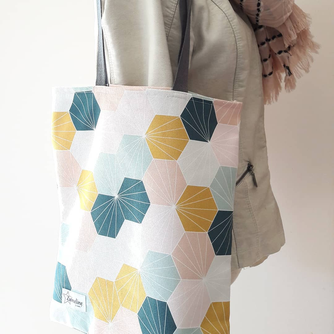 tote bag scandinave