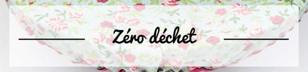 zéro déchet zumeline
