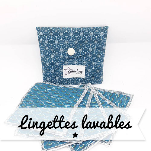 categorie lingettes lavables zumeline