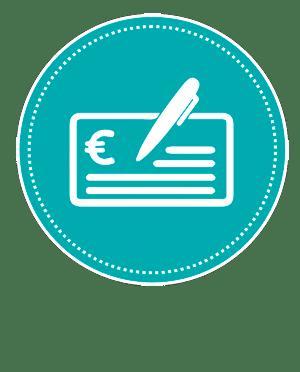 paiement cheque accepte