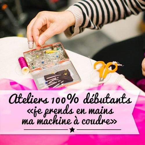 Ateliers couture débutants Juvisy