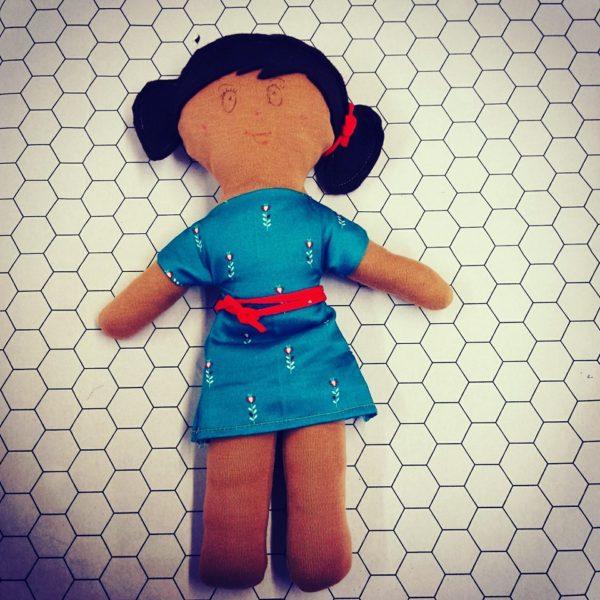 Atelier couture enfants juvisy poupée en tissu