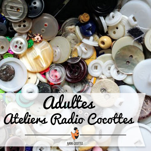 ateliers couture adultes radio cocottes