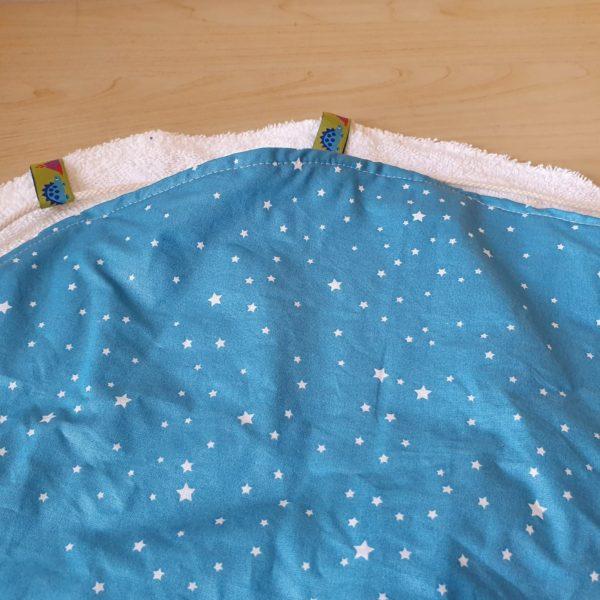 piscine pieds au sec zumeline fait main juvisy essonne bleu étoiles