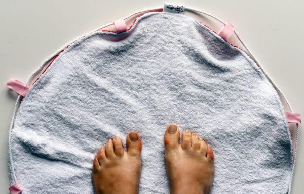 tapis piscine pieds au sec zumeline fait main juvisy