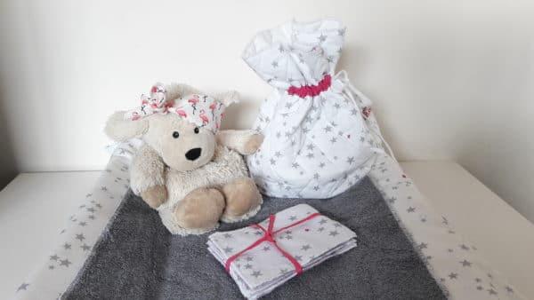 créations personnalisées zumeline fait main cadeau naissance bébé juvisy fille