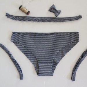 zumeline atelier couture zéro déchet upcycling culotte