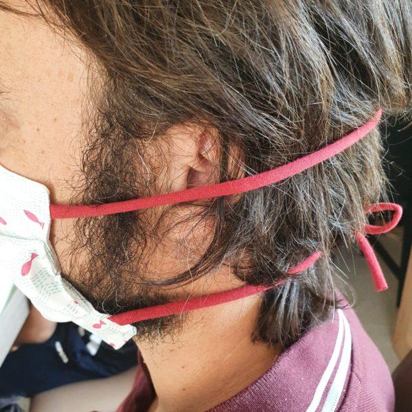 masque barrière plis afnor attache tête zumeline juvisy