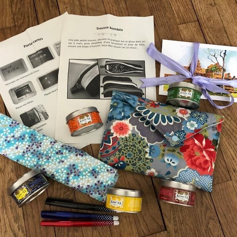 swap atelier couture zumeline juvisy cadeau pochette livre