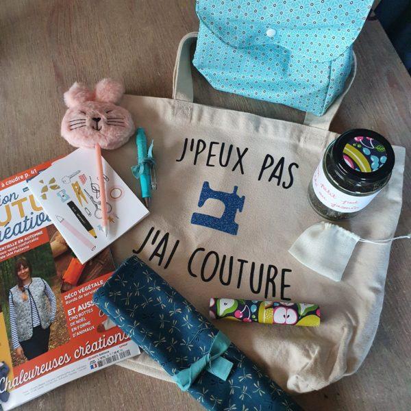swap atelier couture zumeline juvisy cadeau tote bag