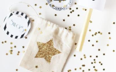 Swap couture #2 Noël et paillettes