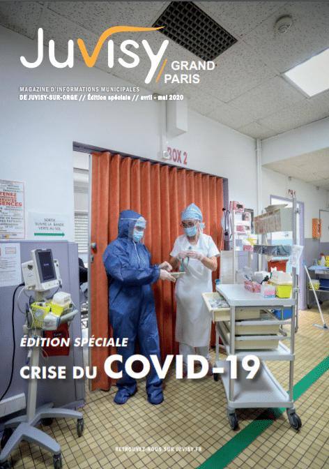 zumeline article magazine juvisy covid solidarité