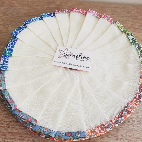 filtre café lavable réutilisable tissu zero dechet zumeline juvisy